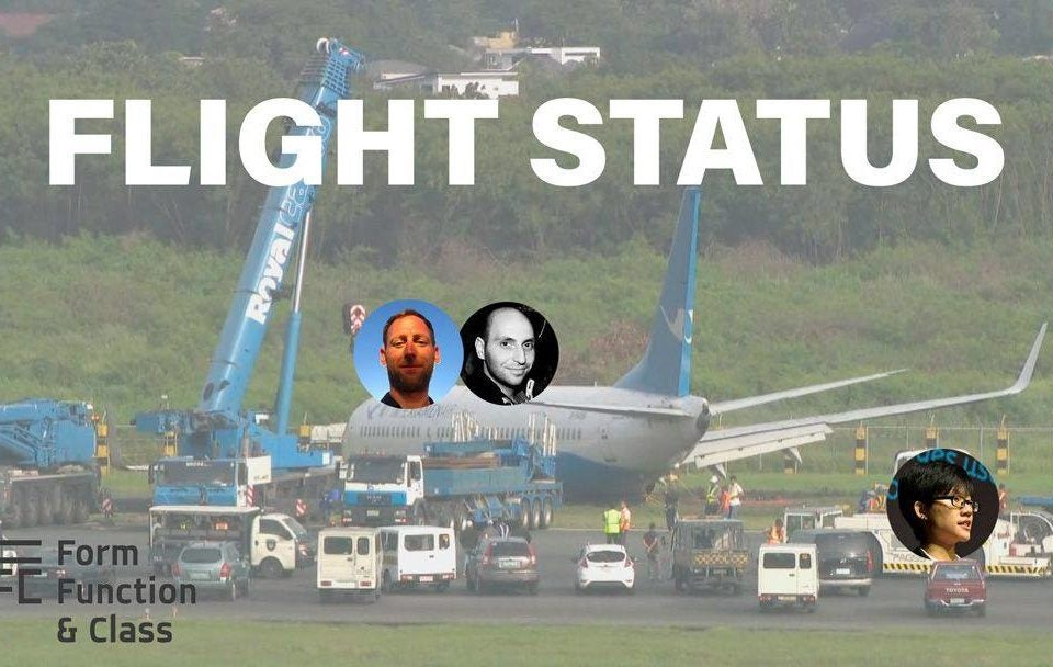 FFC9 Flight Status meme