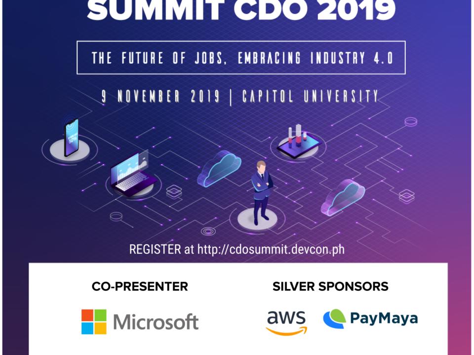 DEVCON Summit CDO 2019 to happen on November 9 – Philippine